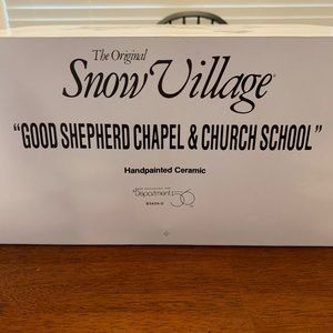 Good Shepherd Chapel and Church School